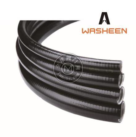 平包塑金属软管 304平包管 华浔电气