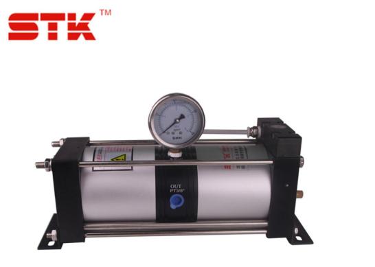 空氣增壓器 壓縮空氣增壓泵 空氣放大器STK深圳思特克廠家直銷