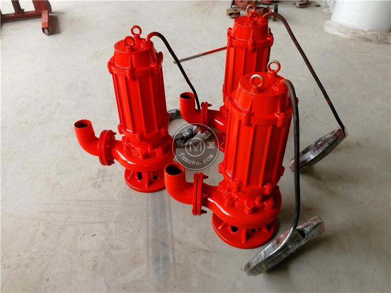 不锈钢排污泵 耐腐蚀排污泵 化工池耐腐蚀泵
