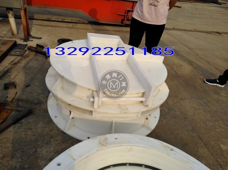 DN500HDPE拍門 PMY-600復合材料拍門