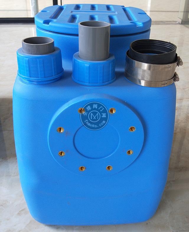 一体化隔油污水提升装置