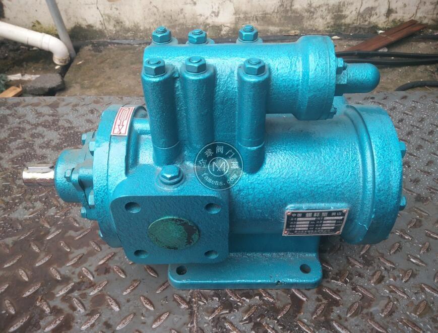 出售3GR85×2W2豫南水泥廠配套螺桿泵機組