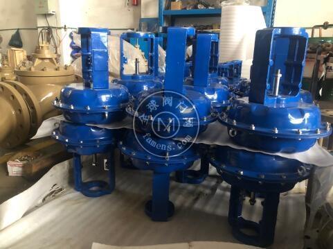 LHA型薄膜式执行器机构 气动执行器
