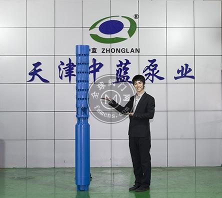 天津潜水深井泵  高扬程深井泵 QJ系列深井泵