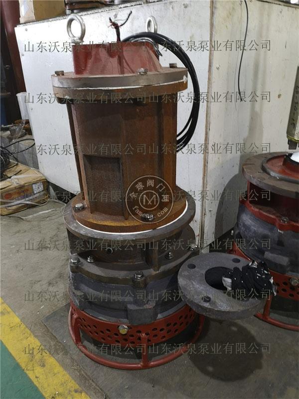 大流量排沙泵 高浓度抽泥泵 无堵塞吸泥泵
