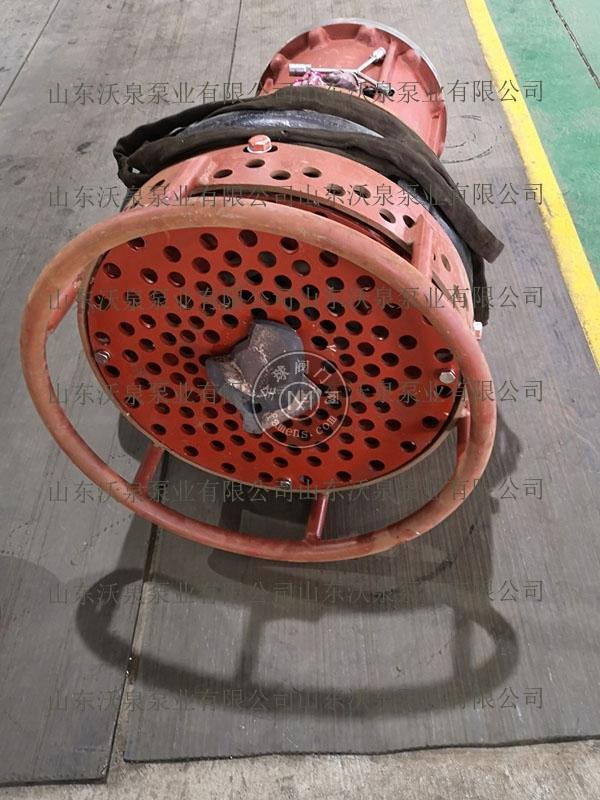 耐腐蚀矿渣泵 高品质矿沙泵 立式潜水排污泵
