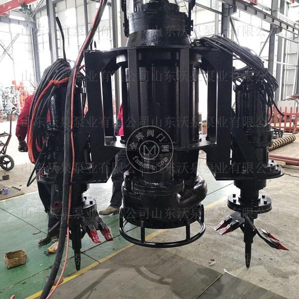 搅吸式矿粉泵 大功率抽沙泵 高扬程排沙泵