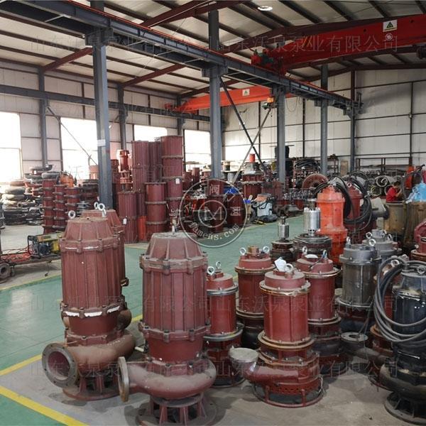 不锈钢泥沙泵 大颗粒砂石泵 坚固实用矿渣泵