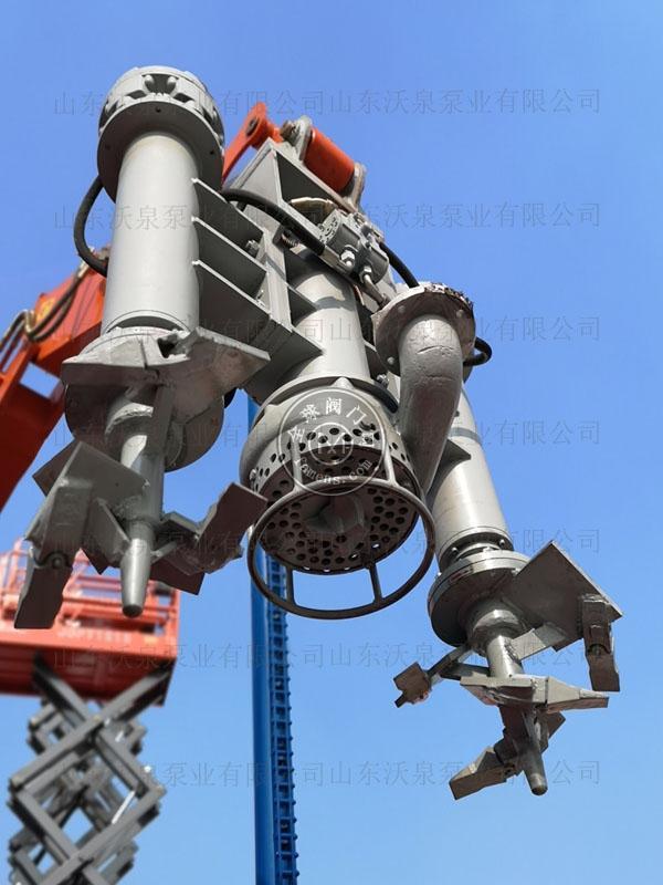 高浓度泥沙泵 大口径砂浆泵 大功率抽泥泵