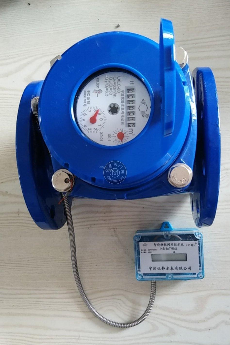 LXLC-水平螺翼式水表 RS385接口遠傳水表