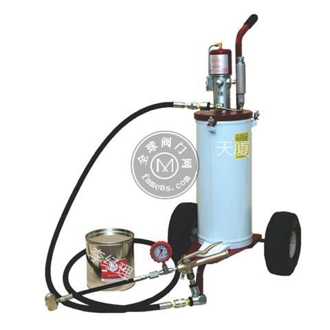 Val-Tex沃泰斯QS-2000A气动液压注脂泵