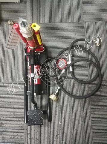 沃泰斯Val-Tex QS-1800A脚踏式注脂泵