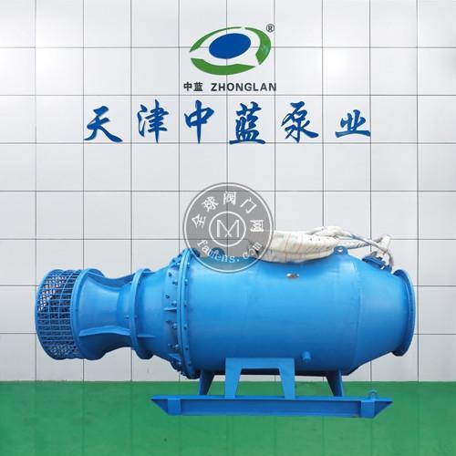 900QZB-160大流量雪橇式潛水軸流泵 軸流泵生產廠家