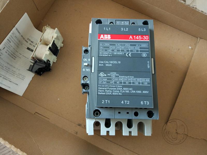 ABB接触器A145-30-11