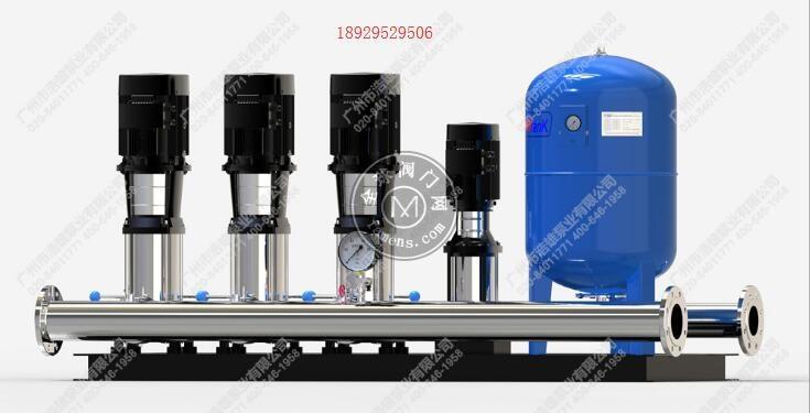 北京全自動恒壓變頻供水設備