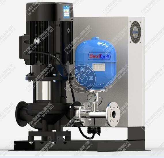廣州市CWS-LS型全自動變頻增壓水泵