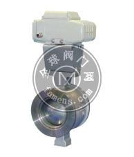 ZDRJ电动偏心旋转阀(凸轮挠曲调节阀) 电动凸轮挠曲调节阀