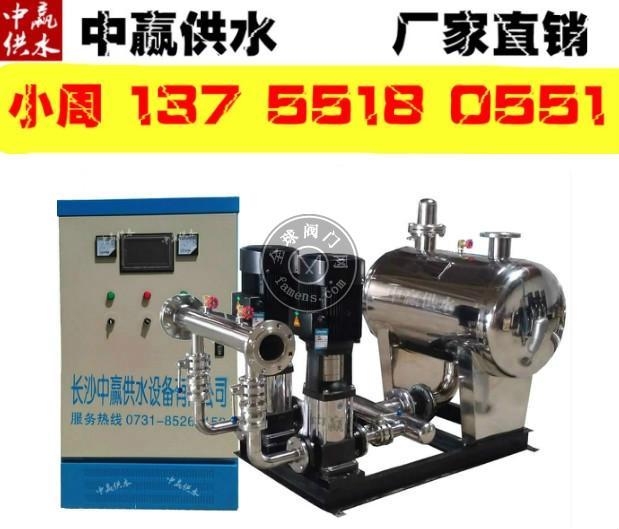 河北邢台自动变频调速供水设备