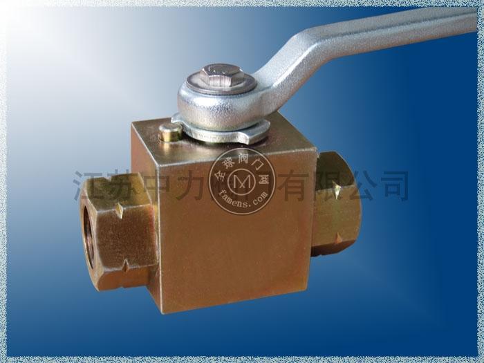 CNG西德福進口高壓球閥