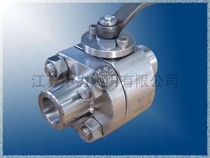 Q61Y不銹鋼對焊式硬密封球閥