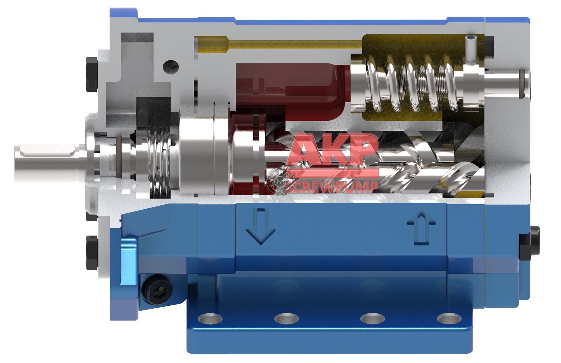 ACE 025N3 NQBP高溫重油輸送泵