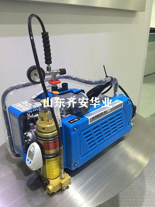 寶華一級代理JUNIOR II-W呼吸器充氣泵BAUER壓縮機