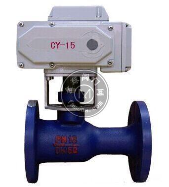 電動排污球閥PQ941PPL-16C/25/40P