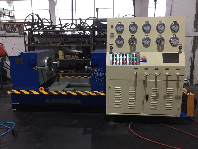 JWZ型閥門水壓測試臺