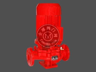 XBD16/20G-FLG消防泵/噴淋泵/消火栓泵使用說明,水泵流量與揚程