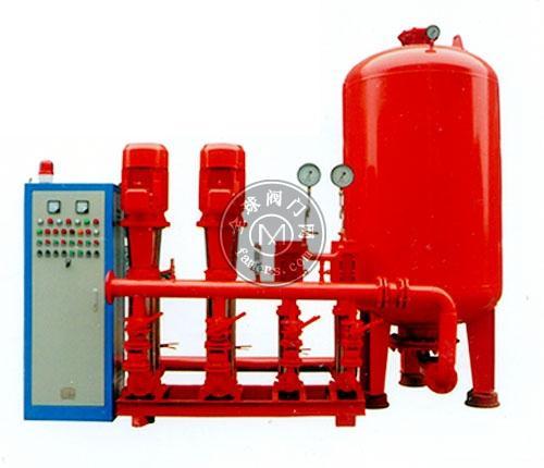 消防增压稳压设备 卧式气压罐