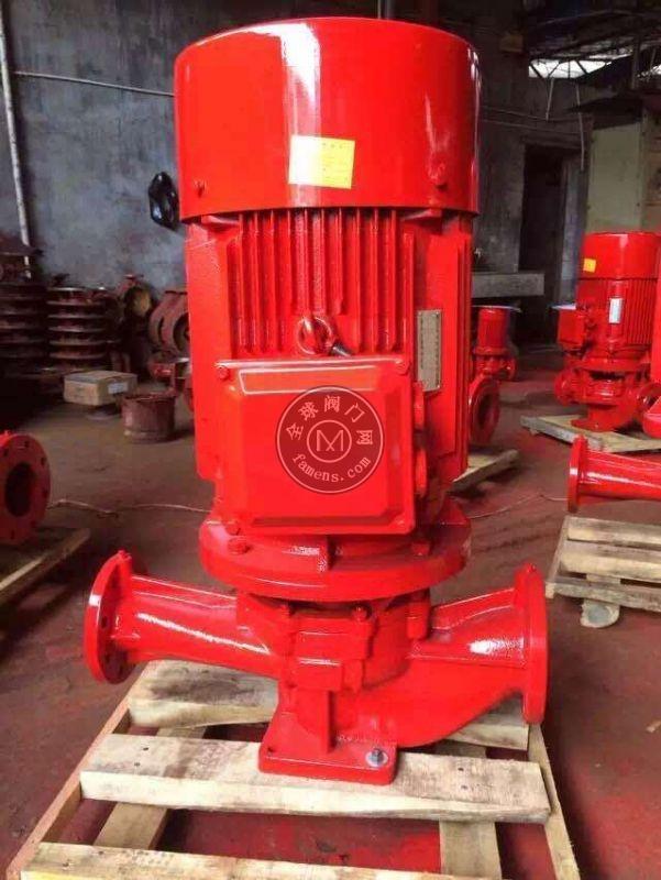 XBD-HY恒压切线消防泵上海泉多立式消火栓泵 卧式