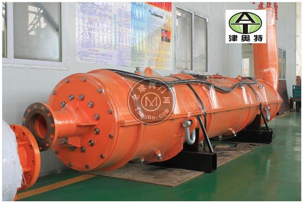 礦用潛水電泵山礦上豎井下抽水
