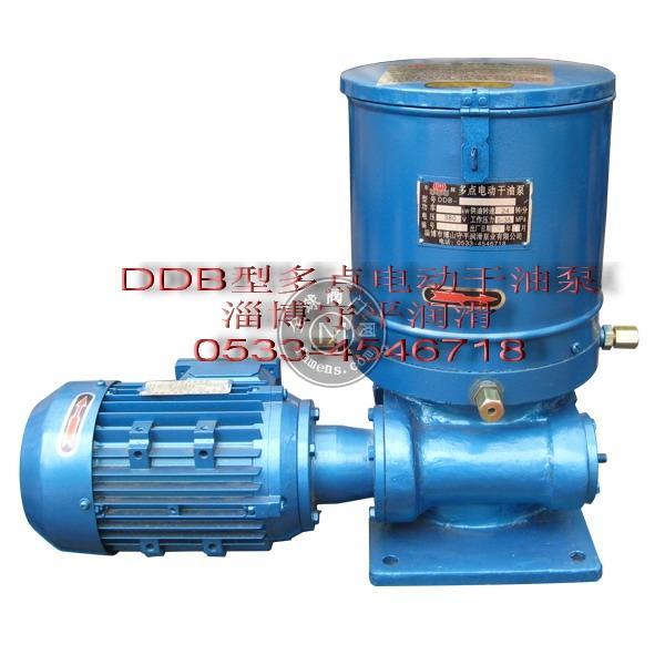 DDB型电动干油泵