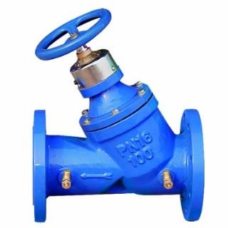 良精牌平衡閥 鎖定平衡閥 水系統平衡閥