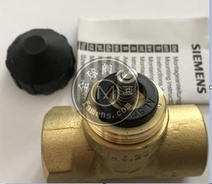 西门子、风机盘管电动二通阀、参数简介、VVI46.20