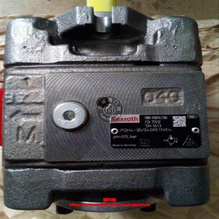 力士乐齿轮泵PVV4-1X/069RA15DMC低价