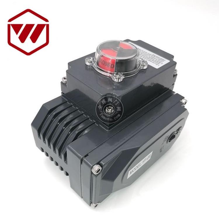 精小型电动执行器 电装执行装置