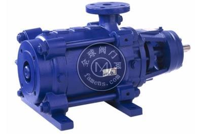 凯士比KSB 节段式高压泵Multitec系列