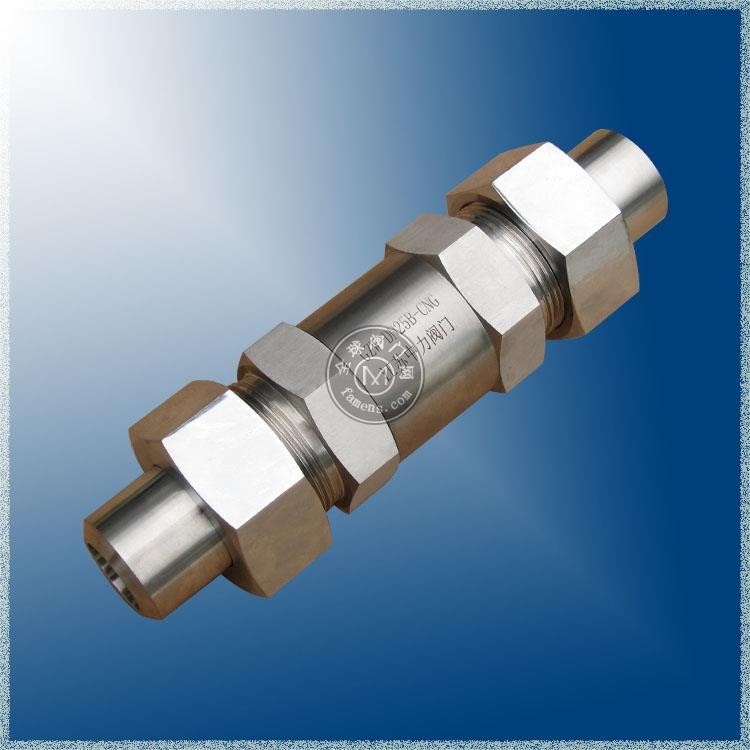 H21X 锻钢高压焊接止回阀