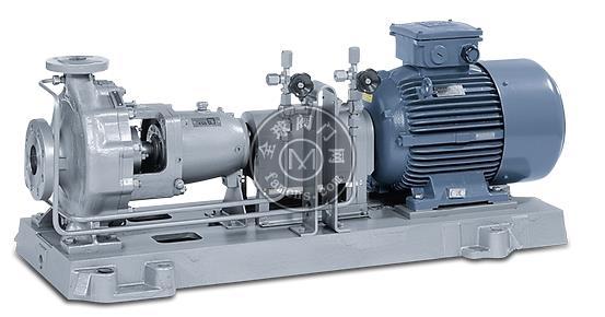 凯士比KSB 热水/热油循环泵 HPK系列