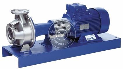 凱士比KSB 不銹鋼端吸泵 Etachrom-BC/NC系列