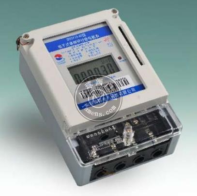 IC卡智能電表,預付費電表,充值電表
