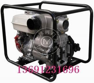 汽油泥漿泵WT30HX