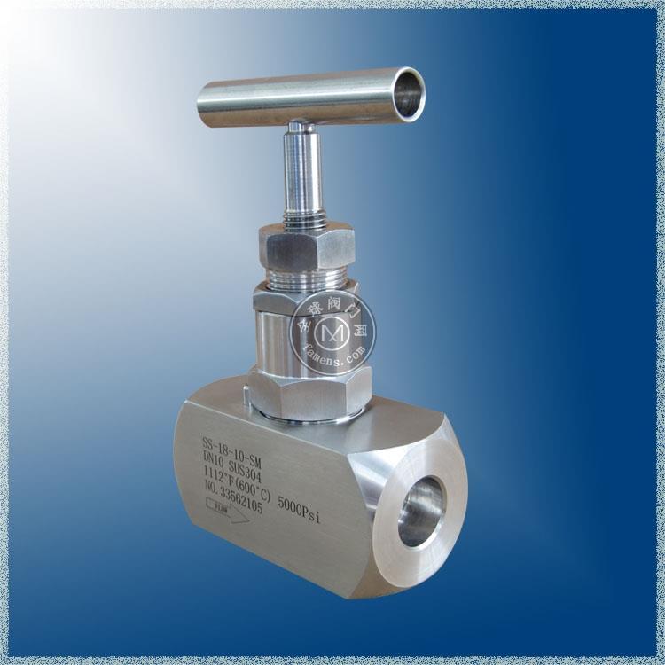 不銹鋼高壓氣體針型閥