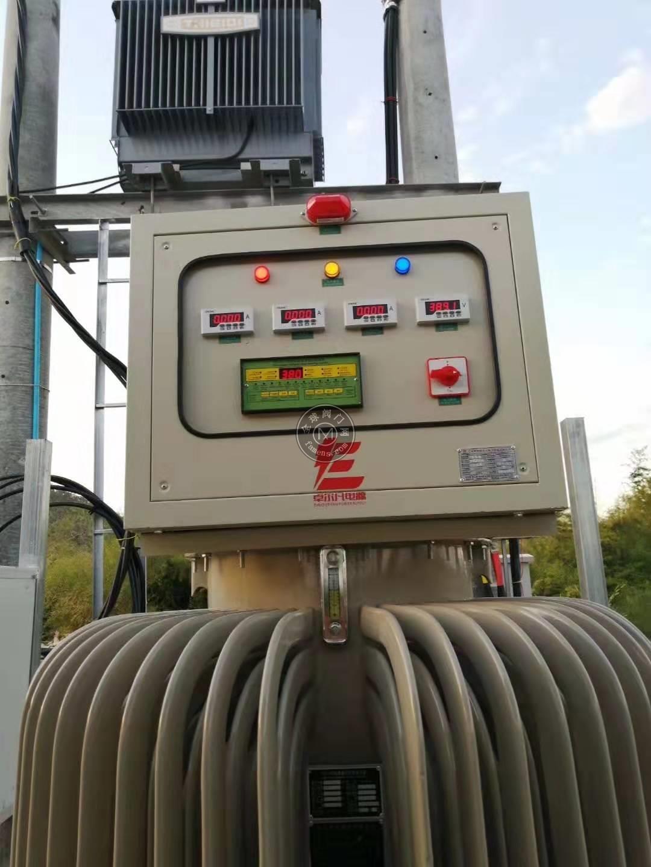 油式穩壓器