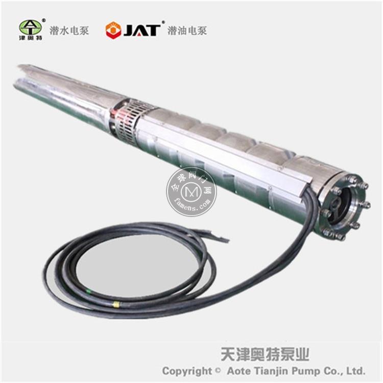 低转速不锈钢深井泵_材质说明_使用条件