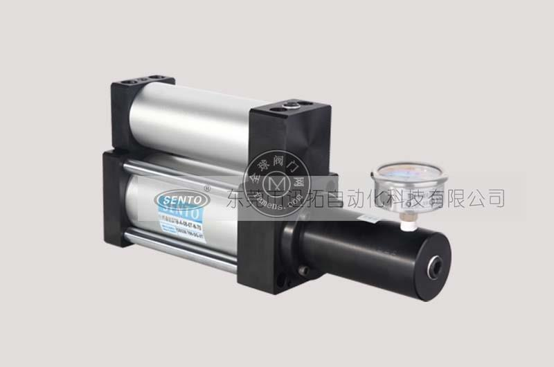 森拓气液增压器厂家供应直压式气液增压器