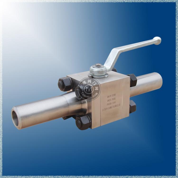 加长管高压焊接球阀