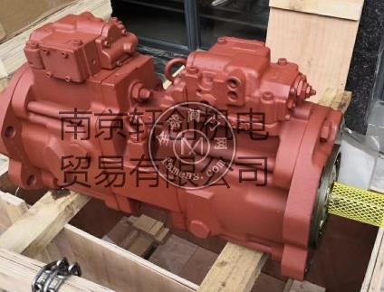 轩创液压现货川崎液压泵K5V212DPH1N6R-0E81-V