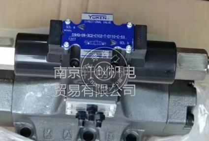 DSHG-04-3C60-D24-N1-50日本油研换向阀